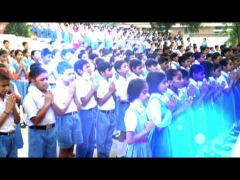 Ab Toh Daya Hame De Do Sahara (अब तो दया हमें दे दो सहारा) (Prayer at Campus School HAU Hisar) (HD)