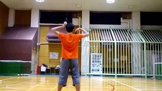 Split Shoulder Reel : Windmill