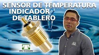 Sensor de Temperatura indicador de tablero