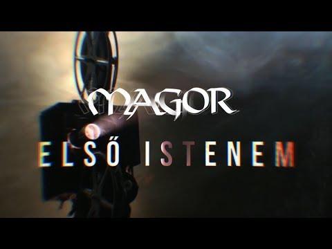 """""""A menedék"""" címmel megjelent a Magor zenekar második nagylemeze"""
