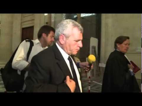 Video: abogado de Sarkozy, en prisión preventiva por caso de tráfico de influencias