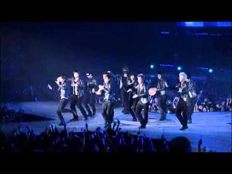 Super Junior Super Show 2  Disc 1 Part 1/6