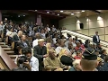 Veterans blast VA hospital in DC town hall meeting