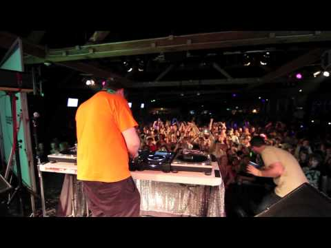 Flux Pavilion & Doctor P live @ Showbox Sodo - Circus Tour Seattle 2011