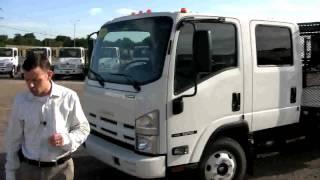 Isuzu Crew Cab Landscape Truck! videos