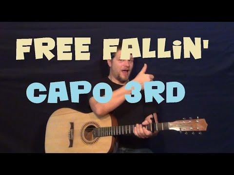 Guitar chords tom petty