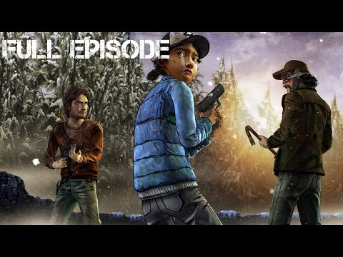 The Walking Dead Game Season 2 Episode 4 - Full Episode Walkthrough - No Commentary
