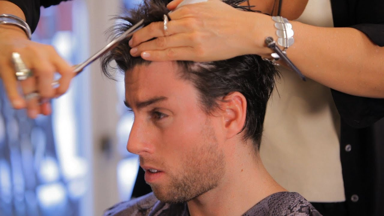 Best Haircuts for Short Hair Mens Grooming - YouTube