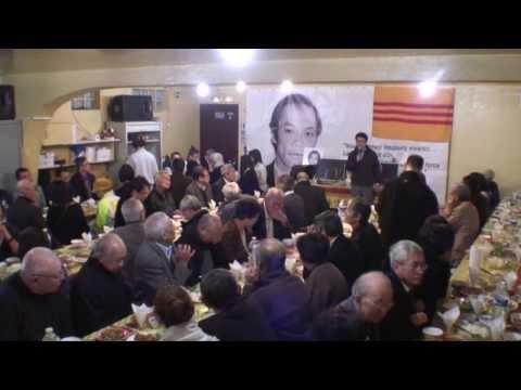 Paris Tưởng Niệm và Cầu Siêu năm thứ 29 Liệt Sĩ Trần Văn Bá 4-1-2014