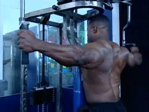 Muscle & Fitness Training System - Chest-shoulders