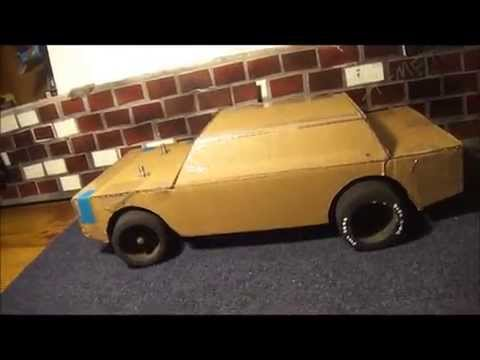 RAT ROD RC CAR PROJECT PART 2 (Homemade RC Body)