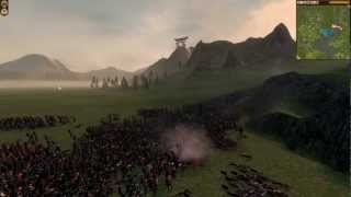 Battle Of Helm's Deep; Shogun 2 Total War 1869