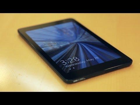 Review: Dell Venue Pro 8 - Small Screen, Big Power