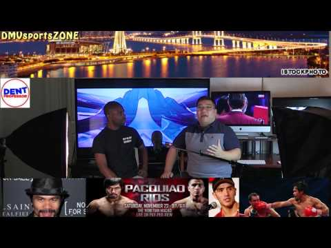 FULL INTERVIEW: Gerald Bocar previews the Manny Pacquiao-Brandon Rios Fight