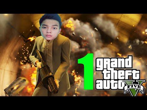 Vũ Liz GTA V Part 1 : Cướp Nhà Băng !!!