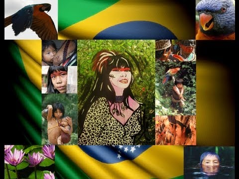 Baby Consuelo do BRASIL - Todo Dia Era Dia De Índio