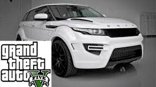 GTA 5 ONLINE: CAMIONETA SUV MAS RAPIDA DE TODAS