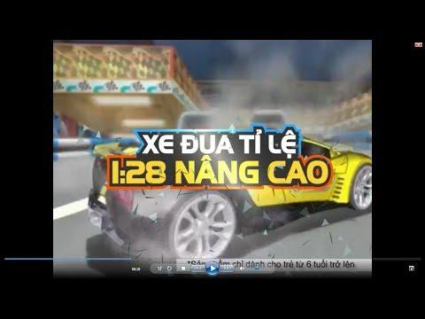 Giới thiệu Thần xe siêu tốc, phiên bản 1:28 Nâng Cao (SG)