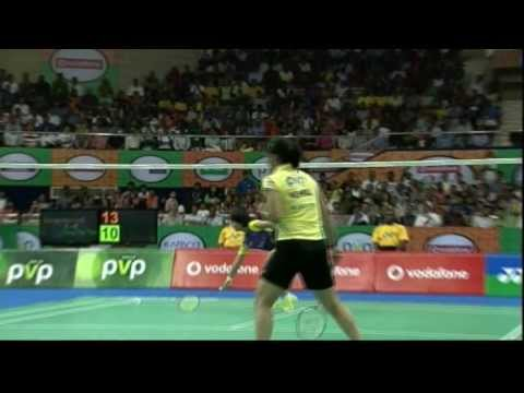 Saina Nehwal Vs Ying Tai Tzu | Women's Singles | Hyderabad Hotshots Vs Banga Beats 2013