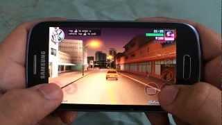 BEST GRAPHICS GAMES ON SAMSUNG GALAXY S3 MINI I8910