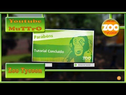 Zoo Tycoon - #01 - Tutorial - Xbox One