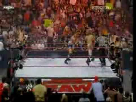 Undertaker, Triple H, John Cena & Kane vs Randy Orton, JBL, Edge & Chavo Guerrero part 2