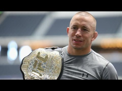 GSP believes the UFC can do more on drug testing & nobody wants to see Phil Davis fight