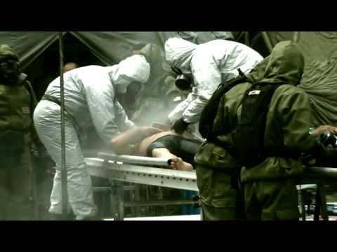 NCT CBRNe Asia 2013: Malaysian Army Demonstration