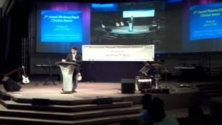 Pastor Lazarus Thulung Saturday Morning Message Part 2