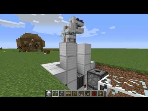 1.11 Minecraft - Cooked Cow and Chicken Farm