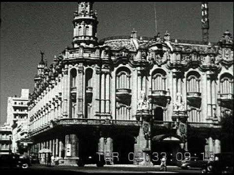 Havana, Cuba 1930s