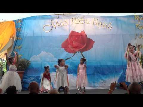 Mua Vu Lan 2014 - Em la hoa hong nho : GDPT Thien Minh