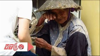 Xót thương cụ bà chật vật bán rau kiếm 10.000đ | VTC