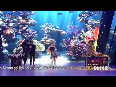 Phạm Châu Anh    Phù thủy bạch tuộc   Bước nhảy hoàn vũ nhí 22   8   2014