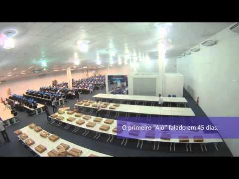 Timelapse - Construção da unidade AeC em Campina Grande (PB)