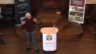 Peter Singer at the Cambridge Union Society
