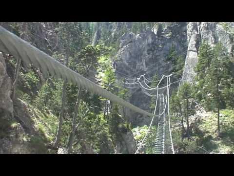 Ponte tibetano claviere foto 37
