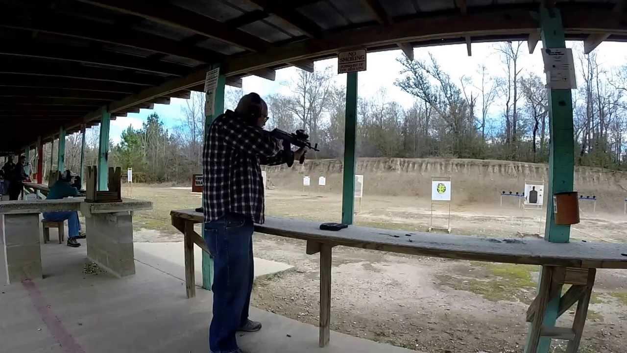 Bumpski youtube for Honey island shooting range