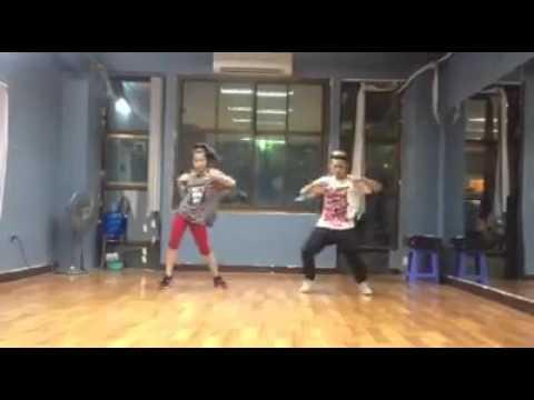 Học nhảy Hiphop Choreograph cực đơn giản