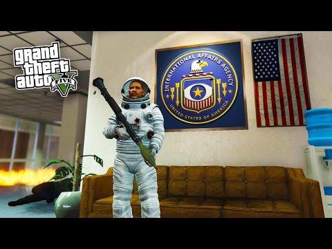 GTA 5 PC Mods - PEDESTRIAN RIOT MOD! Noclip Mod, Gravity Gun Mod & Chaos Mod! (GTA 5 Mods Gameplay)