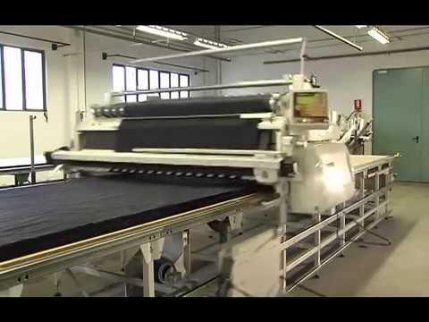 Máy Trải Vải | Máy Cắt Vải Tự Động