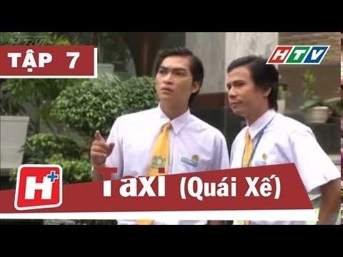 Taxi  Phim hành động Việt Nam Tập 07