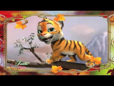 Nhạc Tiếng Anh  Vui Nhộn Nhất Dành Cho Bé Yêu - Hoạt Hình Vui Nhộn Cho Bé
