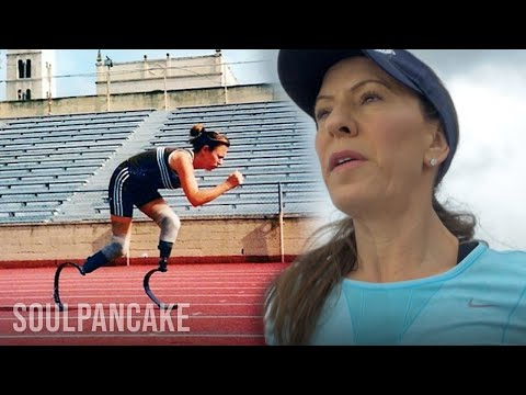 From Tragic Accident to Competitive Athlete | The Happiness Stories