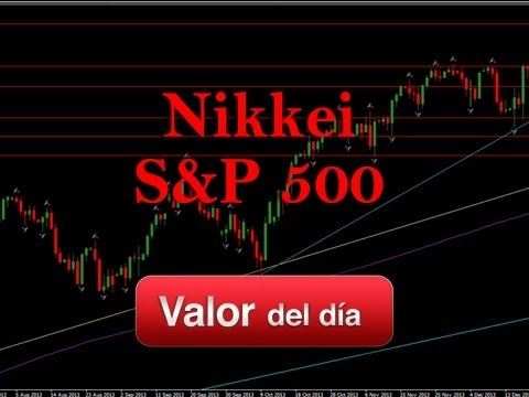 Trading en Nikkei y S&P 500 por Terry Gallo en Estrategias Tv (20.05.14)