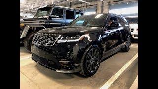 2018 Range Rover Velar R Dynamic - Walkaround in 4K