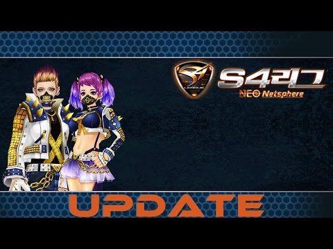 S4 League News [KR] - Neo Netsphere (Patch XI) Punk Sets, C's Capsules