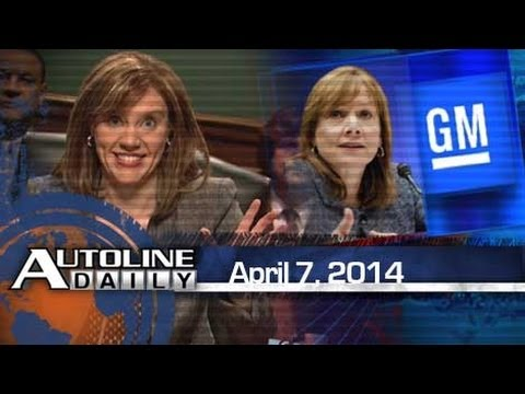 GM Strategy Hurts Mary Barra - Autoline Daily 1350
