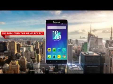 Lenovo S850 Smartphone Tour