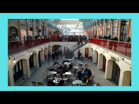 Covent Garden, a moment in history (London)